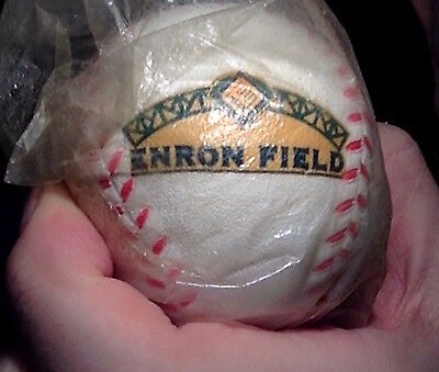 ENRON Field Stress Ball SEALED! NEW! ☞Buy Now Or Make An Offer