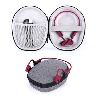 Protective Carrying Case for AfterShokz Trekz Air Bluetooth Wireless Headphones