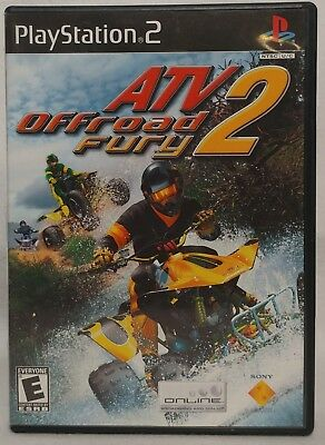 PlayStation 2 ATV Offroad Fury 2  ( Complete )