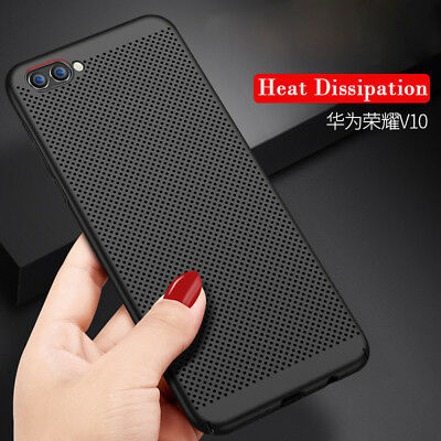 For Huawei Y9 Y7 Pro Y6 Prime 2018 Case, Shockproof Thin Matte Hard Back Cover