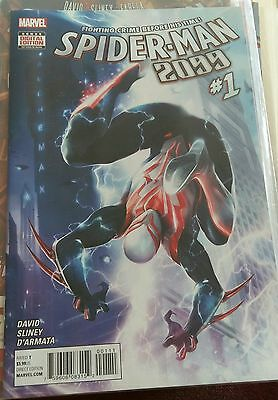 Spiderman 2099 1-12