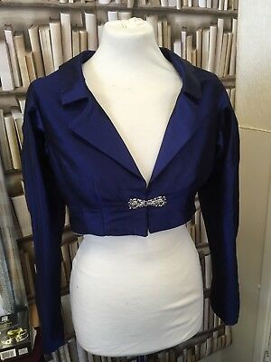 Made To Order Regency Inspired Spencer Jacket.