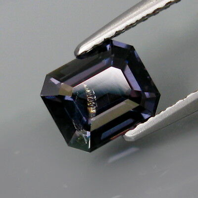 1.61Ct.Attractive Natural Cobalt Blue Spinel MaeSai,Thailand Perfect Shape