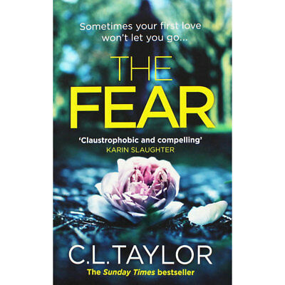 The Fear by Cl Taylor (Paperback), Fiction Books, Brand New