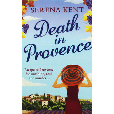 Death In Provence by Serena Kent (Paperback), Fiction Books, Brand New