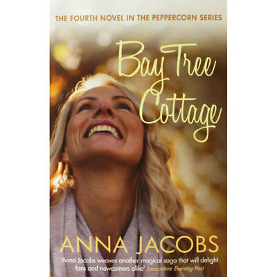 Bay Tree Cottage by Anna Jacobs (Paperback), Valentines, Brand New