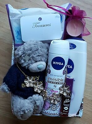 Womens Luxury Pamper Hamper Birthday Gift Present For Her Mum Me To You Nivea