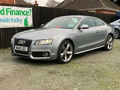 2010 10 Plate Audi A5 20 Tfsi S Line Special Edition 211 3 Months