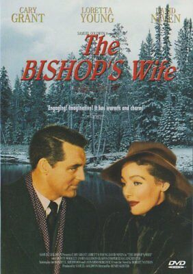 THE BISHOPS WIFE (1947) - Cary Grant, Loretta Young NEW SEALED UK DVD ALL REGION