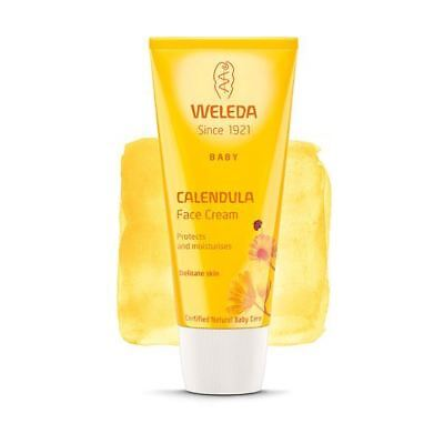 Weleda Baby Facial Cream [50ml] x 9 Pack