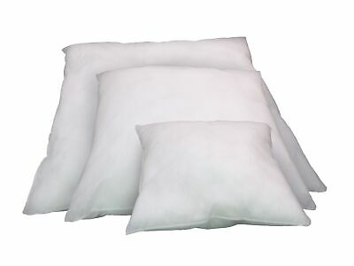 Polyester Filling Cushions Inner Pad Hollow Fibre Pillow Hypoallergic Washable