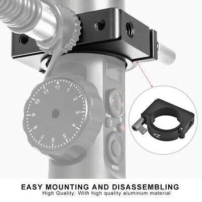 """Zhiyun Extension Mounting Ring with 1/4"""" Thread Accessory for Crane 2 Stabilizer"""