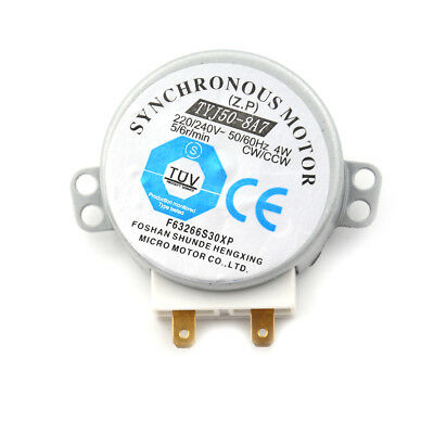 Microwave Oven Tray Motor 220-240V 4W Synchronous Motor for TYJ50-8A7 Nice FÑÑ