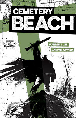 CEMETERY BEACH #4 (OF 7) CVR A HOWARD (MR) 1st Print (WK50.18) (W) Warren Ellis