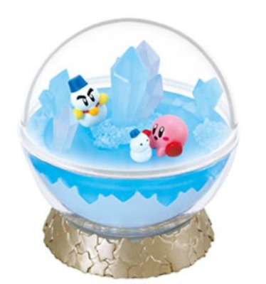 Kirby Super Star Terrarium The Story of Fountain of Dreams Ice World Japan