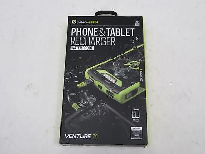 GOAL ZERO Venture 70 Recharger Portable Battery Pack 22013