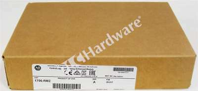 New Sealed Allen Bradley 1756-RM2 /A 2015 ControlLogix Redundancy FRN 20.017 Qty