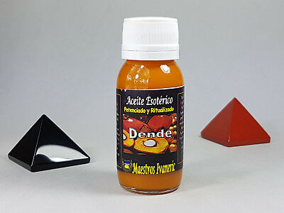 Aceite Esoterico DENDE Puro / Esoteric Oil - Spell Ritual Witchcraft