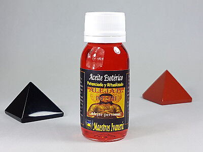 Aceite Esoterico ALEJATE DE MI / Esoteric Oil GET OUT OF ME - Spell Ritual