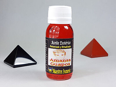 Aceite Esoterico AMANSA GUAPOS / Esoteric Oil TAMING THE BULLY - Spell Ritual