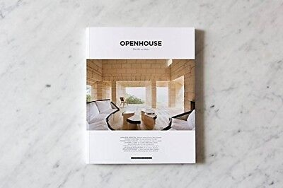 Openhouse Magazine The Dream Issue, Openhous, Good Condition Book, ISBN