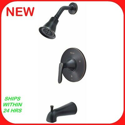 Pfister R89-80XZ Tub and Shower Less Trim Oil Rubbed Bronze