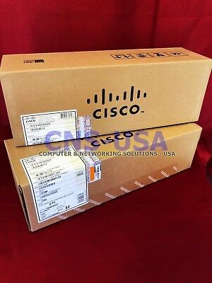 New Sealed Cisco C3KX-PWR-715WAC 3K-X 715WAC AC Power Supply SAME DAY SHIPPING