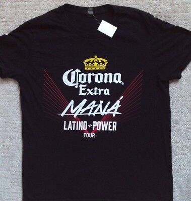 2eb205f74525c6 CORONA EXTRA T-SHIRT Medium Cancun Mexico Cerveza Beer Alcohol Crown ...