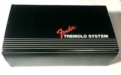 Genuine Fender AMERICAN STANDARD SERIES Stratocaster Tremolo Bridge Assembly