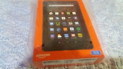 "NEW Amazon Fire 7 HD Tablet 7"" Display 16GB (7th Gen) BRAND NEW PLASTIC SEALED!!"