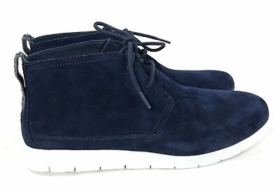 68502b91bcf UGG AUSTRALIA DAGMANN Suede Leather Shoes Chukka Lace Up Ankle Boot ...