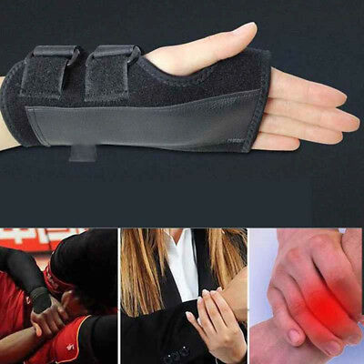 Pain Relief Right Hand Wrist Support Splint Carpal Tunnel Hand Brace Injury DT4C