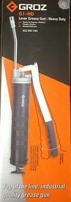 Groz Grease Gun G1-HD