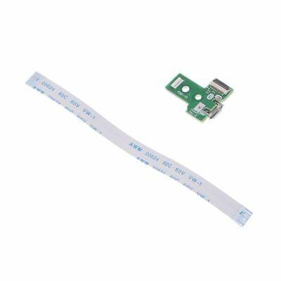 USB Charging Port Board With 12 Pin Flex Cable Hot For JDS-030 PS4 Controller