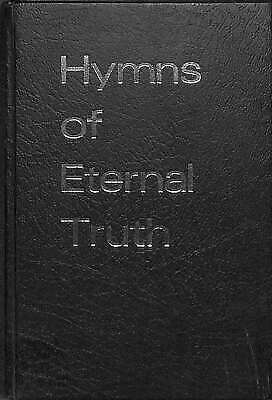 HYMNS OF ETERNAL Truth, Sherborne Road Church Trust, Good Condition Book,  ISBN