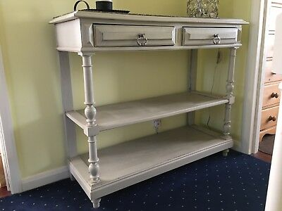 Antique French Dresser with Marble Top