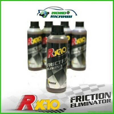 RENOX RX-10 FRICTION ELIMINATOR ADDITIVE ENGINE ANTI-WEAR 1 Liter Lt