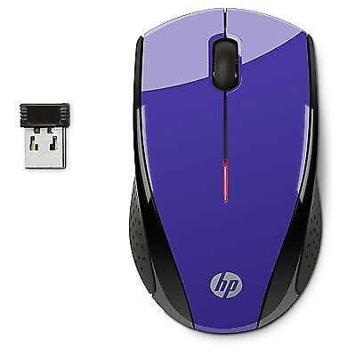 HP X3000 Purple Wireless Mouse - Save $5 instantly