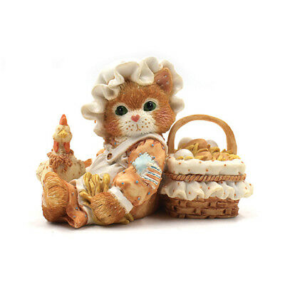 """Calico Kittens by Enesco - """"Friendship is the Best Blessing"""" 102679"""