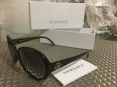 4be758ff1e Authentic Versace Men Women Unisex Black is Sunglasses MOD4239 Mod 4239