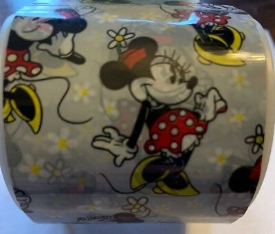 Disney Minnie Mouse Duck Packaging Tape Prints-1.88 in. X 15 yd.-Free Shipping