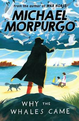 Why the Whales Came, Michael Morpurgo, New