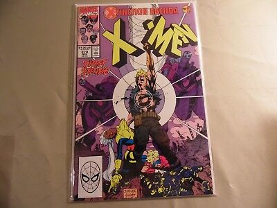 The Uncanny X-Men #270-280 (Marvel 1990-1991) Complete Set / Free USA Shipping
