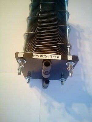 Hydrogen Generator Hho 49 Plate Dry Cell Int Postage Perfect For Torches