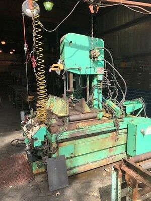 "20"" x 20"" DoALL Vertical Band Saw, Model TF-2020M"