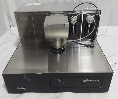Bio-Tek Clarity Microplate Luminometer Clarity, 100-240V/50-60Hz/130VA