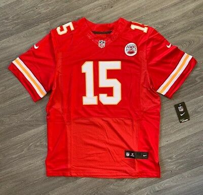 Men's Kansas City Chiefs Patrick Mahomes Jersey