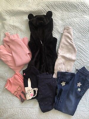Girls Bulk Lot Sz 6 Cotton On, Milkshake, Kids & Co, H&T, Target EUC