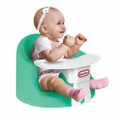 Little Tikes My First Seat *with FREE feeding tray* (Bumbo)