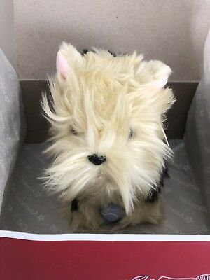American Girl Pet Terrier Puppy Truly Me 2015 New in Box